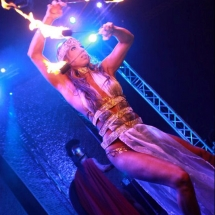 300 gladiator striptease show