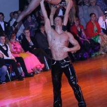 matrix acrobatiek show