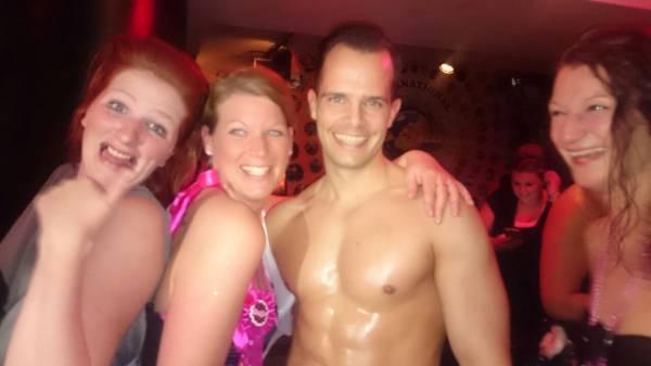 striptease shows in Breda