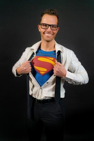 Superman stripshow